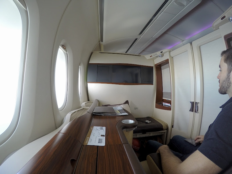 SIN%252520PVG 54 - REVIEW - Singapore Airlines : Suites - Singapore to Shanghai (A380)
