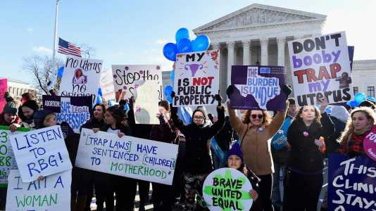 Supreme Court rules against Texas safety concerns at abortion centers