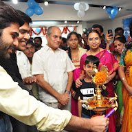 Sharwanand Launches Ashwam Vespa At Banjara Hills Pics