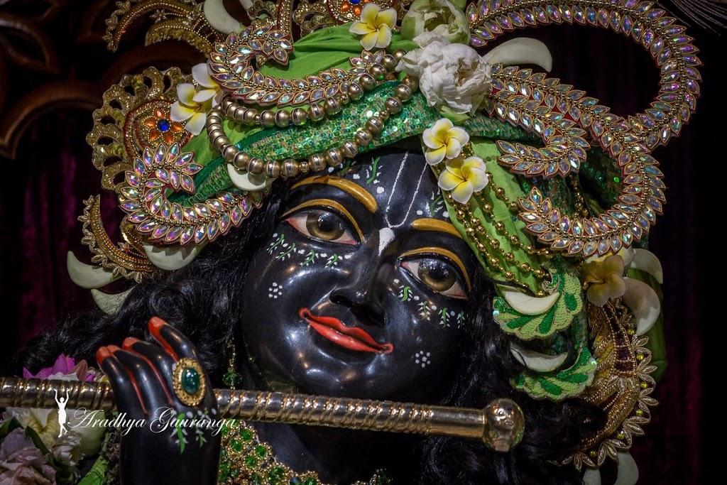 ISKCON Mayapur Deity Darshan 08 April 2016 (1)