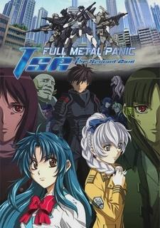 Full Metal Panic! The Second Raid (Ss2) - Full Metal Panic! 2 (2005)