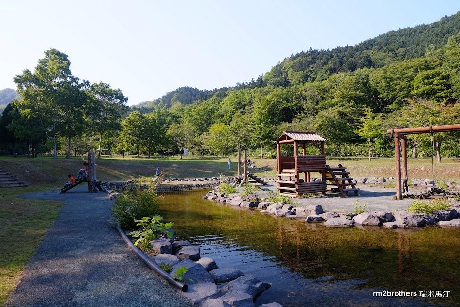 豊浦町森林公園