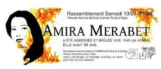 Ce monde qui bouge Amira Merabet, retour sur un crime abominable