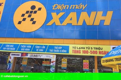 Hình 1: Dienmay.com đổi thương hiệu Điện máy Xanh