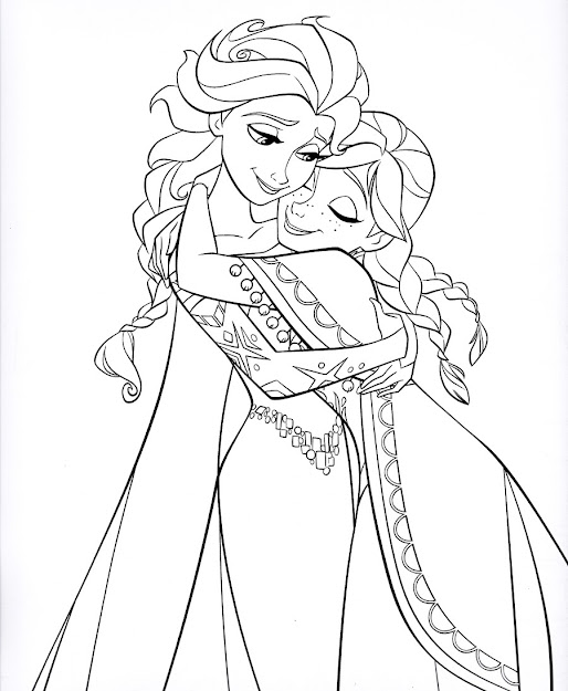 disney all princess coloring pages library