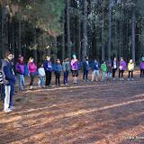 Campamento Inauguración 2012-2013