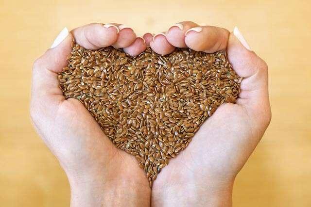 الفوائد الصحية لبذور الكتان: أحماض أوميغا 3 الدهنية