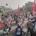 Demonstration demanding restoration of the monarchy