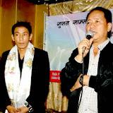 गायक सुसन साम्सोहाङ्गको गायन साँझ २०१३  सम्पन्न