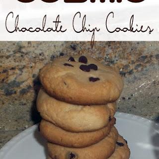 Cosmic Chocolate Chip Cookies