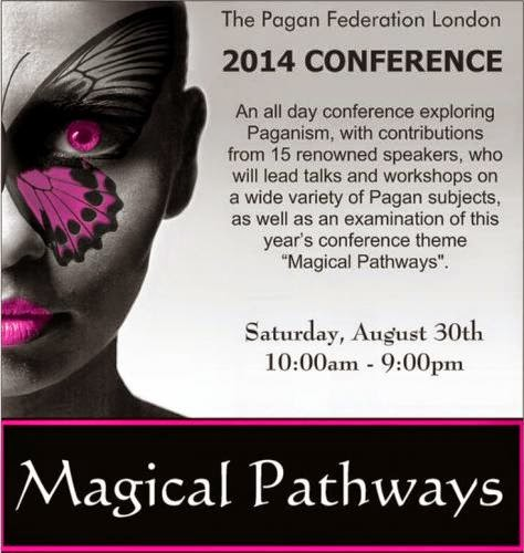 Preparing For The Pagan Federation London Conference