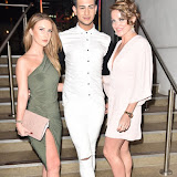 OIC - ENTSIMAGES.COM - Abi Thorpe, Junaid Ahmed and Lucy Dartford at the    Canalot Studios London 23rd January 2016 Photo Mobis Photos/OIC 0203 174 1069