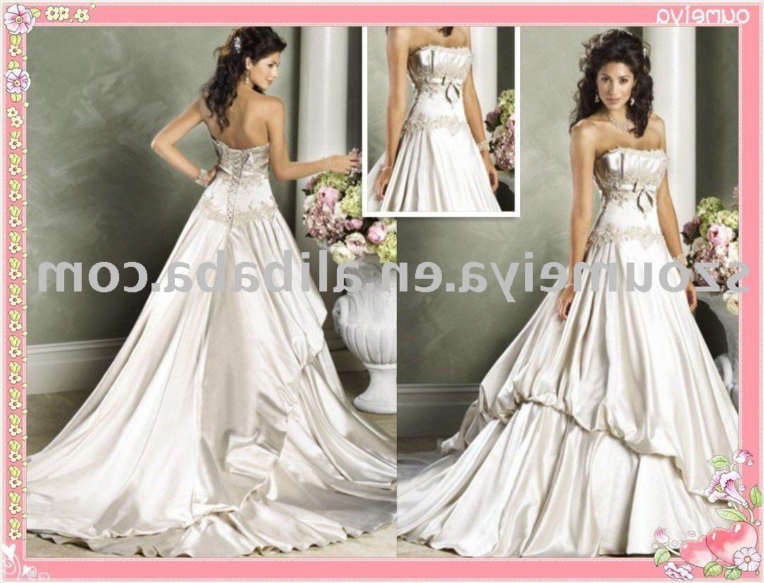 Mikayla's Blog: The Most Elegant Wedding Dress