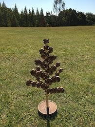 ジュエリーハンガーツリー 3D (M) jewelry hanger tree