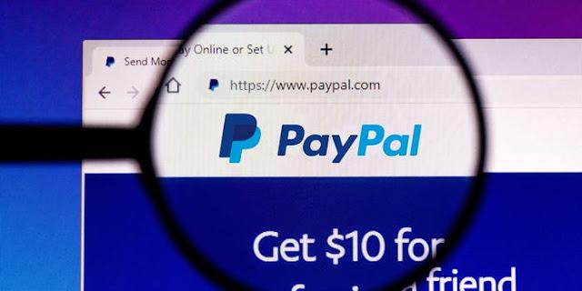 انشاء حساب بايبال PayPal بطريقة سهلة