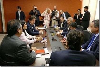 Robinson e  Forum de Governadores se reúnem em Brasília  (1)