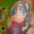 lady - tattoos ideas