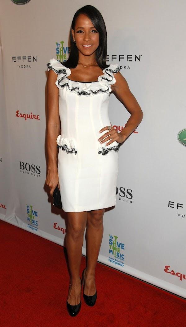 "Dania Ramirez â€"" VH1 Save the Music, Hollywood:celebrities0"