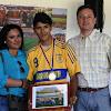 Asociación Barrio Norte recibió reconocimiento de alcaldía penquista