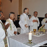 Missa de despedida do Pe. Gunther - 15/01/2011