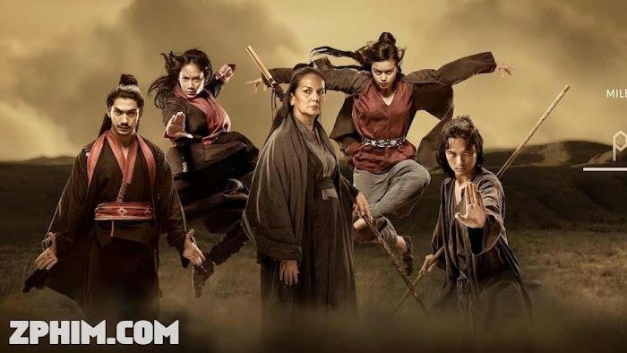 Ảnh trong phim Thiên Mệnh Anh Hùng 2 - The Golden Cane Warrior 1