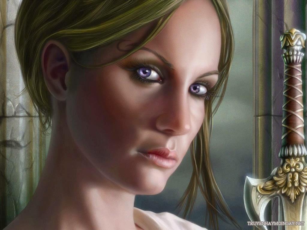 Lóa Mắt Với Bộ Hình Nền Girl Xinh 3D Cực Sắc Nét