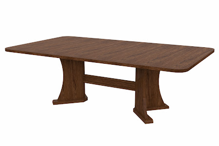 Victoria Conference Table in Cocoa Cherry