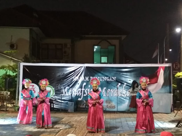 FSB Gelar Malam Renungan 'Menafsir Merdeka'