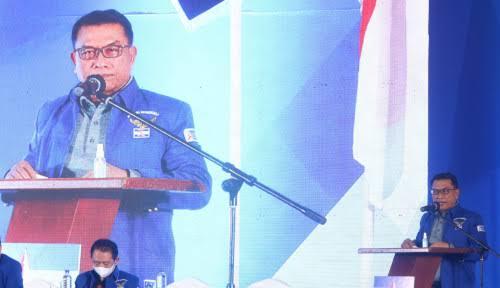 Saiful Mujani Bongkar Skenario Moeldoko, Tujuan Akhirnya Membunuh Demokrat di 2024