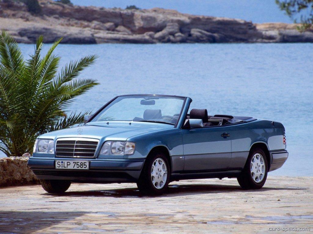 1995 mercedes benz e class convertible specifications for Mercedes benz 1995 e320