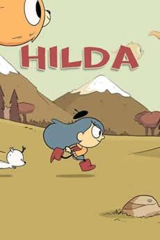 Baixar Série Hilda 1ª Temporada Torrent Grátis