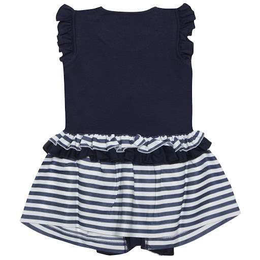 Thumbnail images of Jesse & James Louisa Stripe Dress