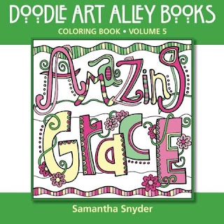 Amazing Grace: Coloring Book by Samantha Snyder