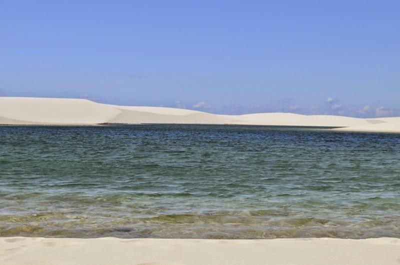 Lagoa da Andorinha - Santo Amaro do Maranhao