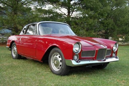 Facel Vega 1959 Facellia coupé