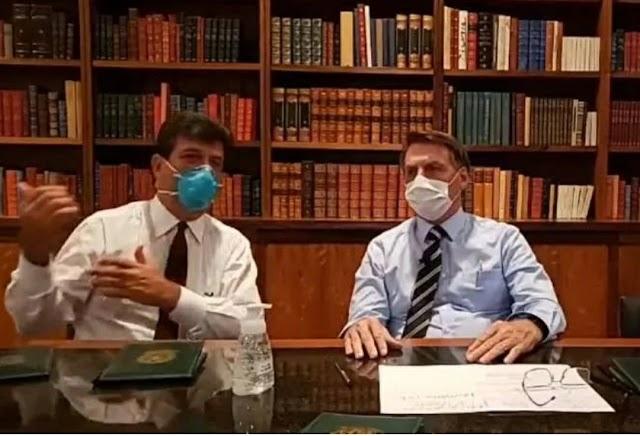 URGENTE: Primeiro exame de Jair Bolsonaro testa negativo para coronavírus diz colunista