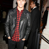 WWW.ENTSIMAGES.COM -   Oliver Cheshire  at      UK store launch of J Crew at 165 Regent Street November 6th 2013                                               Photo Mobis Photos/OIC 0203 174 1069
