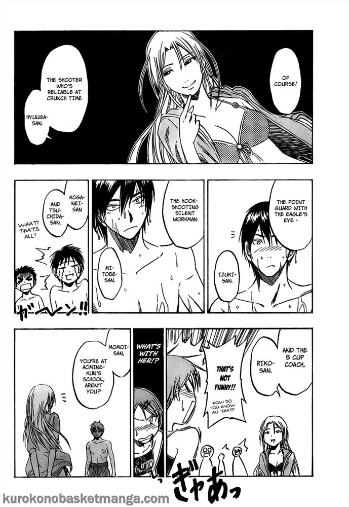 Kuroko no Basket Manga Chapter 38 - Image 16