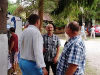 Nagy György, Kassai megyei képviselő is a civil információs napon.jpg