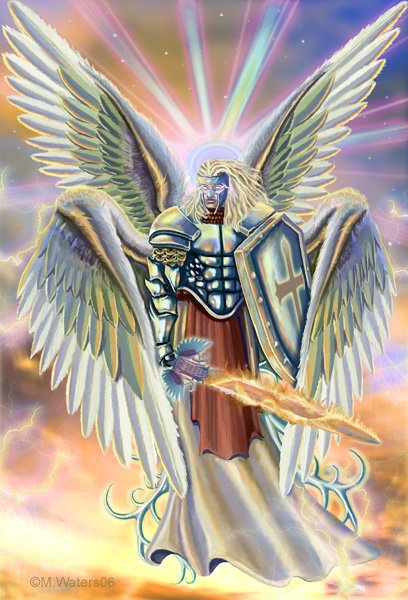 Warrior Angel Art, Angels 1