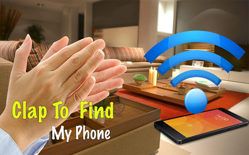 Screenshot for Clap To Find My Phone in United States Play Store