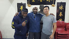 Sifu Shawn, Sifu Garry Mckenzie and Sifu John Wong Hong Chung.