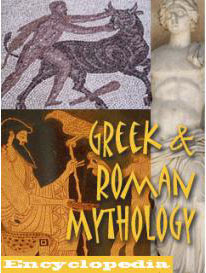 Cover of James Hampton Belton's Book An Encyclopedia of Ancient Greek and Roman Mythology