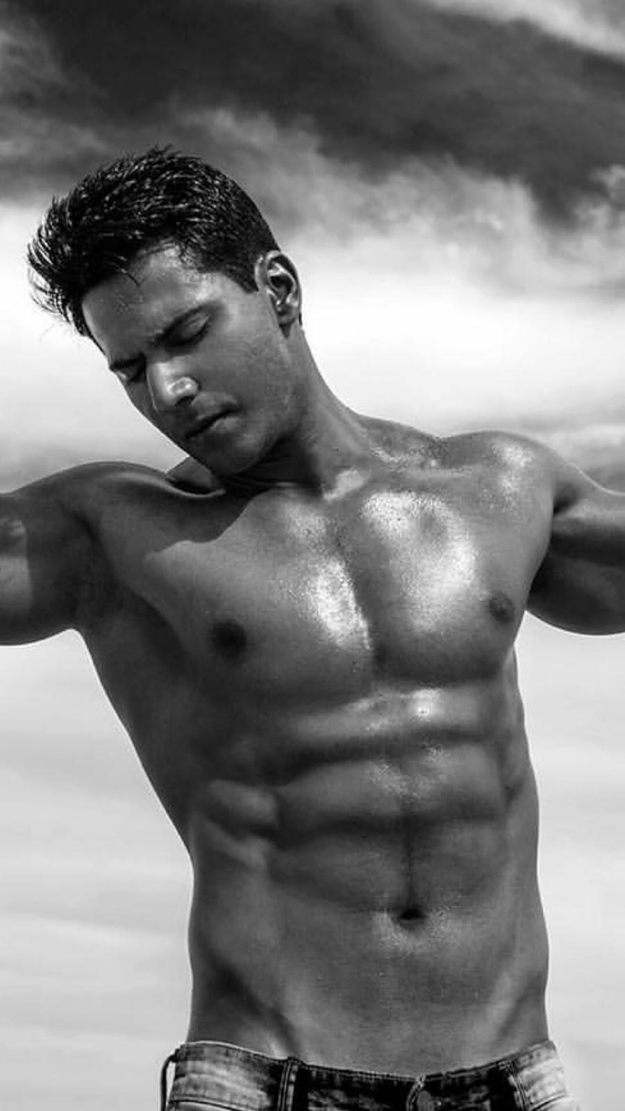 Fake Varun Dhawan Nude#2