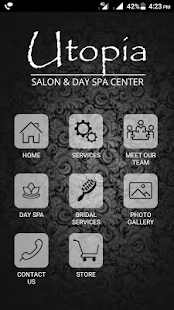 Utopia Salon Spa- screenshot thumbnail