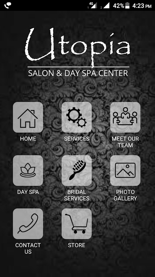 Utopia Salon Spa- screenshot