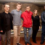 En la Categoría C, hasta 22 años: Anabella Palacios Zarza (España), Matthias Vancutsem (Bélgica) y Matteo Vitali (Italia)
