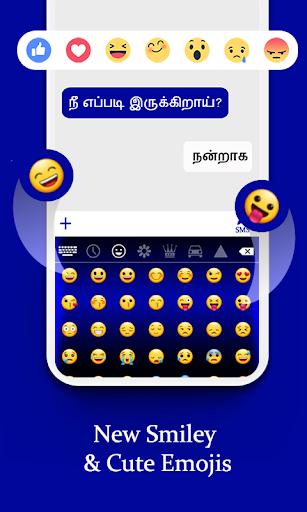 Tamil Keyboard 2019: Emojis Keyboard & Theme App Report on