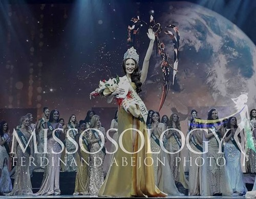 Miss Earth 2017 - Karen Ibasco, Philippines