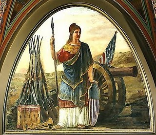 Bellona Roman Goddess Of War Image